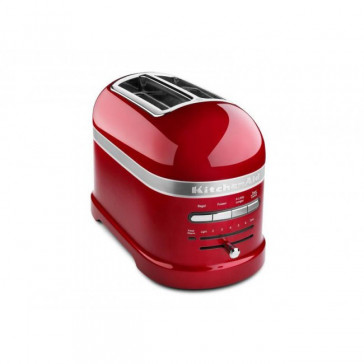 Tostapane Kitchenaid Artisan color Rosso imperiale, 2 scomparti