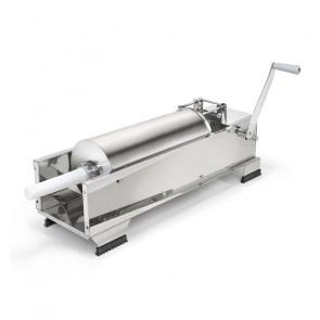 Insaccatrice Manuale Acciaio Inox Professionale Capacità Kg 15