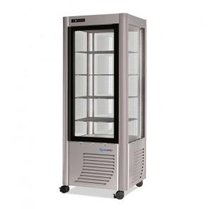 Vetrina Verticale Refrigerata per Gelati 400BT - Temp. -5° -20° - Lt 400
