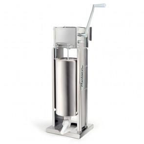 Insaccatrice Manuale Acciaio Inox Professionale - Verticale / Orizzontale - Capacità Kg 15