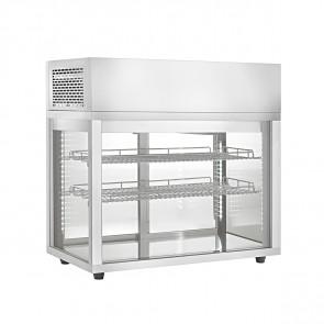 Vetrina Espositiva Refrigerata da Banco AK100DR 101 Litri