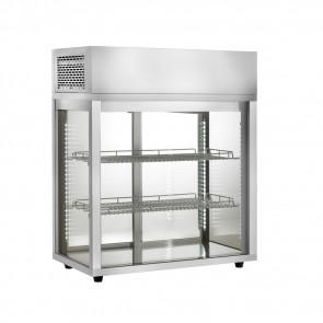 Vetrina Espositiva Refrigerata da Banco AK180DR 177 Litri