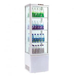 Espositore Refrigerato per Bibite AK280EB - Lt 270 - Temperatura +0° +12° C