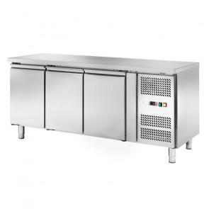 Banco Congelatore Ventilato per Gastronomia AK3104BT - 3 Porte - Capacità Lt 417
