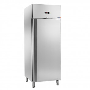 Armadio Refrigerato Ventilato in Acciaio Inox AK654TN - Temp -2° +8° - Lt 650