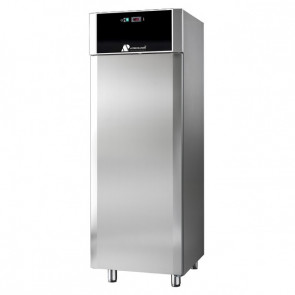 Armadio Congelatore 700 Litri GN2/1 Ventilato Inox Aisi 304 Full Optional