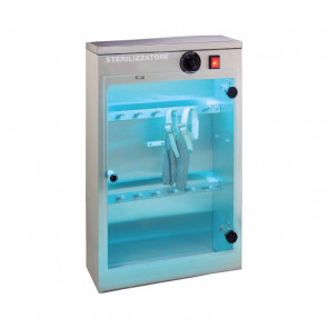 Sterilizzatore Guanti - Lampada UV Germicida - Acciaio Inox