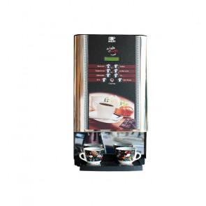 Dispenser Bevande Calda per Prime Colazioni Atena Turbo - 4 Gusti