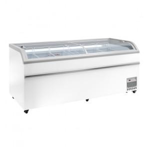 Isola Congelatore/Refrigeratore AX900DF - Capacità Lt 900 - Temp -18°C / 0° +8°C