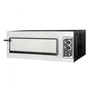 Forno Pizza Elettrico Small Basic - 1 Camera - N° 1 Pizza Ø Cm 45 o Teglia Cm 60 x 40
