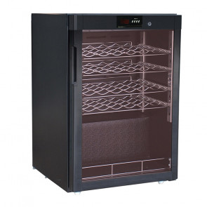 Cantinetta Refrigerata per Vini - Capacità 45 Bottiglie - Cm. 60 x 60,3 x 86 h