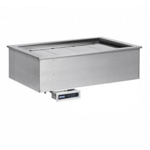 Drop In Soul Plus BLUER - Vasche Refrigerate Ventilate - Gruppo Motore Esterno