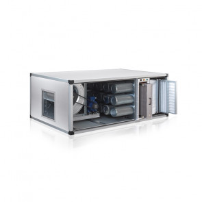 Centrale di Deodorizzazione Aria a Carboni Attivi KCA - Capacità 3000 m3/h