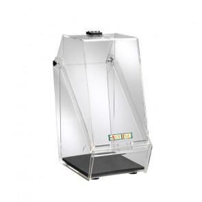 Insonorizzatore in Policarbonato Trasparente per Frullatori COV002