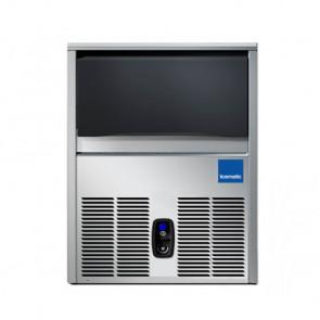 Fabbricatore di Ghiaccio Icematic CS40 Prod/24h 41 Kg, Deposito 15 Kg - Cubetto Pieno
