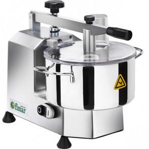 Cutter BC8N Vasca 8 Litri 750 Watt