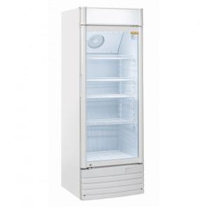 Espositore Refrigerato Bibite DC328C Litri 300 +1° +10°C - Bianco