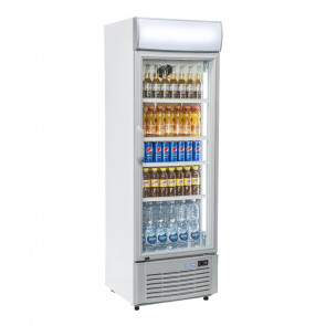 Vetrina Refrigerata Bibite 350 Litri DC350, Cm 62 x 60 x 189 h Temperatura +1°/+10°C