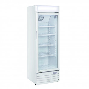 Vetrina Refrigerata Bibite 350 Litri DC388C, Cm 60 x 57 x 183,5 h Temperatura +1°/+10°C