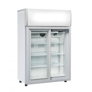 Vetrina Refrigerata Bibite 85 Litri DC85S, Cm 63 x 39 x 98 h Temperatura +1°/+10°C