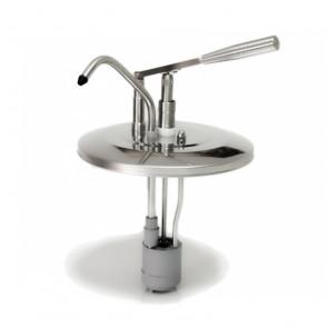 Coperchio per Dispenser a Leva DIS-E1 - per Alti Consumi