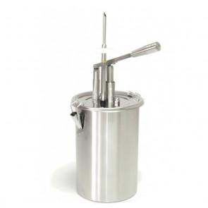 Dosatore con Punta per Riempimento Ciambelle DIS-H1 - Capacità Lt 5