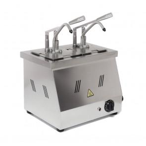 Dosatore Bagnomaria con Sistema Meccanico a 2 Pompe DIS-N2