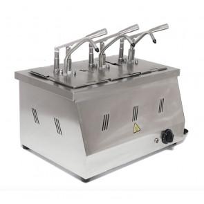 Dosatore Bagnomaria con Sistema Meccanico a 3 Pompe DIS-O3