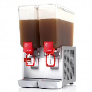 Distributore Bevande Refrigerato 2 Vasche da 20 Litri