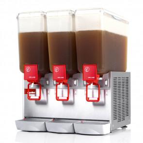 Distributore Bevande Refrigerato 3 Vasche da 20 Litri