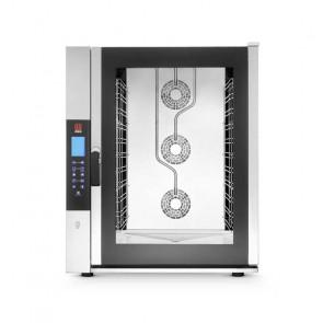 Forno Elettronico a Convezione EKF1111TC  con Touch Control e Vapore - Per Gastronomia - 11 Teglie GN 1/1