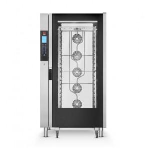 Forno Elettronico a Convezione EKF2011TC  con Touch Control e Vapore - Per Gastronomia - 21 Teglie GN 1/1