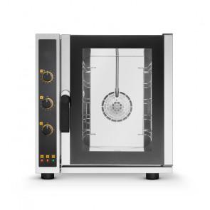 Forno a Convezione Elettrico EKF523UD per Gastronomia e Panetteria - 5 Teglie mm 354 x 325