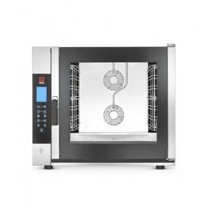 Forno Elettronico a Convezione EKF711TC  con Touch Control e Vapore - Per Gastronomia - 7 Teglie GN 1/1