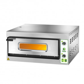 Forno Elettrico per Pizza - 4 Pizze - Cm. 90 x 78,5 x 42 h