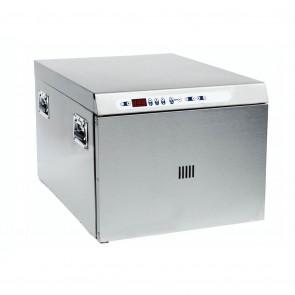 Forno Bassa Temperatura - Capacità 6 Lt - Alloggio 3 Teglie