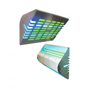 Elettroinsetticida a Lampade UV-A - Montaggio a Muro o Sospeso