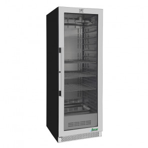 Vetrina Refrigerata per Frollatura Carne - Temp +1° +25° C - Capacità Lt 352