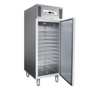 Armadio Refrigerato Ventilato per Gelateria - Lt 737 - Temperatura -10°- 22° C - n° 54 Vaschette Lt 5