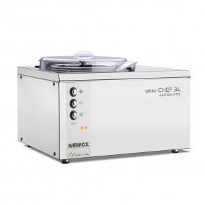 Mantecatore per Gelato CHEF3L Automatic - Capacità Oraria Lt 3