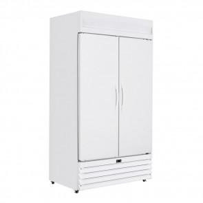 Armadio Congelatore Doppio Ventilato 1300 Lt - Temperatura -18°/-22°C in Lamiera preverniciata Bianca