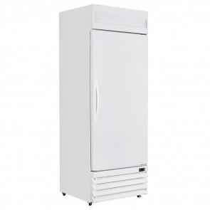 Armadio Frigo Gastronorm 640 Litri Ventilato 1 Anta - Temp 0° +10° in lamiera preverniciata Bianca