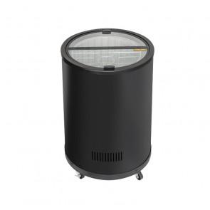 Refrigeratore a Pozzetto Porta a Vetro - Temp 0° +10°C - Capacità Lt 77