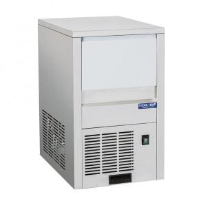Fabbricatore di Ghiaccio ICM25 - Produzione 25Kg / 24h - Cubetto Pieno