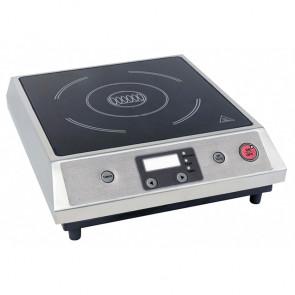 Piastra ad Induzione IND270B - Watt 2700 - Piano 280 x 280 mm