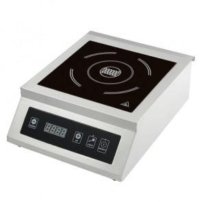Piastra ad Induzione IND500S - Watt 5000 - Piano 325 x 325 mm