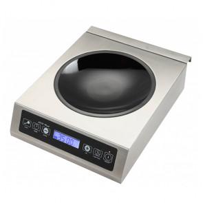 Piastra ad Induzione per Wok INDW350K - Watt 3500
