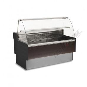 Vetrina Refrigerata Orizzontale KIBUK100 Semi-Ventilata Cm 106 x 90 x 126,5 h - Temp. +3° / +5°