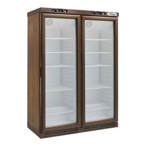 Cantinetta Refrigerata per Vini Statica KL2794 - Doppia Temperatura - Capacità Lt 620