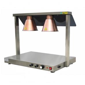 Piastra Scaldavivande a Infrarossi LH2 - Watt 1000